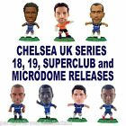 CHELSEA MicroStars - UK Series 18, 19, SuperClub, MicroDome Choice of 14 figures