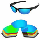 PapaViva Polarized Replacement Lenses For-Oakley Half Jacket 2.0 Multi-Options