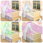 Lovely Canopy Drape to fit Baby Cot or Cot bed /230cm x160cm