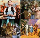"Wizard of Oz four prints each 4"" x 6""choose photos/ stickers/transfers"
