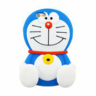 3D Cartoon Doraemon Soft Silicone Full-Body Protect Phone Cover Case For iPhone