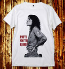 Side Of Patti Smith Group Patricia Lee Patti Smith Punk Rock U&V-Neck 2Color TEE