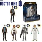 Figura Action DOCTOR Dr WHO 12 cm Serie 6 FLESH Mask BBC Figure Nuova NEW Tardis