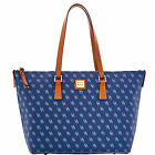 Dooney & Bourke Gretta Zip Top Shopper