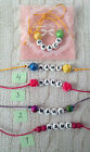 BEST FRIENDS BFF BRACELET * Birthday party bag favour GIFT postage discounts