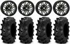 "ITP SS316 14"" Wheels Black Ops 30"" Cryptid Tires Sportsman RZR Ranger"
