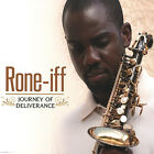 Journey Of Deliverance - Rone-Iff (CD Used Very Good)