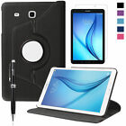 EEEKit PU Leather Case+Screen Protector for Samsung Galaxy Tab E 8.0 T375 T377