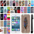 "For Apple Iphone 6 Plus 6S Plus 5.5"" TPU SILICONE Protective Case Cover + Pen"