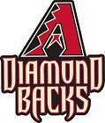 Arizona Diamondbacks - Vinyl Sticker Decal - Baseball MLB Full Color CAD Cut on Ebay