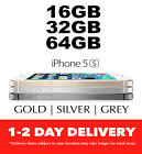 LIKE NEW Apple iPhone 5S 16GB 32GB 64GB GSM 3 COLOR 100% Unlocked FROM MELBOURNE