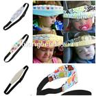 Car Auto Seat Safe Sleep Aid Head Support Belt Band For Travel Kids Protector LA