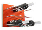 STACT® Wall Mounted Wine Racks. Aircraft-Grade Aluminum. 10 Available Finishes!
