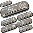 Engraved Glasses Case Father's Day Gifts 1st Fathers Day Daddy Grandad Dad Tad
