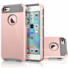 Hybrid Rugged Rubber Hard Shockproof Case Cover Skin for Apple iPhone 5C