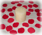 Valentine's Day S Red Silk Rose Petals Decoration Confetti Weddings 100, 250 500