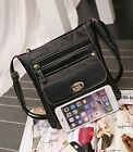 Women Leather Shoulder Bag Clutch Handbag Fashion Tote Hobo Messenger Bags 1pcs