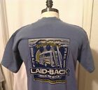New Laid-Back  T-Shirt, Highlands Woodie, Blue Jean, BNWT M-XXL