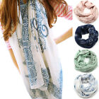 New Fashion Lady Girls Vintage Long Soft Voile Scarf Wrap Shawl Stole Scarves