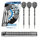 Harrows Dart - Supergrip 90% Tungsten 16g 18g 20g (Soft-Dart) 3 Dartpfeile NEU