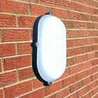 5W LED Bulkhead Fitting IP65 White Base/Black Base With Guard or With Out Guard