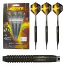 Unicorn Dart - WC Gary Anderson Black Brass 16g 17g 18g 19g Soft-Dart) Dartpfeil