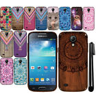 For Samsung Galaxy S4 mini I9190 TPU SILICONE Rubber SKIN Soft Case Cover + Pen