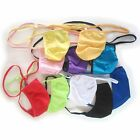 K175 HOT SEXY MEN STRING POSING THONG Contoured POUCH
