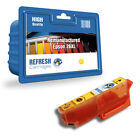REMANUFACTURED (NON GENUINE) 26XL / T2634 YELLOW XL INK CARTRIDGE FOR EPSON