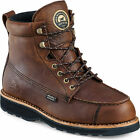 Brand New Red Wing Irish Setter 00807 Men's Brown Wingshooter Hunting Boots