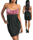 Ladies Women Formal Office Career Pencil Mini Dress Size 8 - 10 S NEW