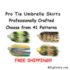QUICK CHANGE HOLE IN ONE UMBRELLA SKIRTS - Bass Musky Pike Spinner/Buzzbait/Jig