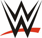 American Wrestling WWE sign wall art sticker decal Choose your own colours #2