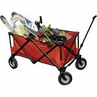 Ozark Trail Folding Wagon Garden Outdoor Travel Yard Beach Utility Cart Camping