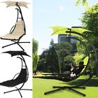Popular Hanging Chaise Lounger Chair Arc Stand Air Porch ...