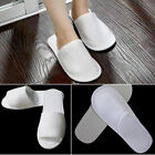 10 pairs Wholesale Women Men Disposable Hotel Slippers Open Toe SPA Guest Party