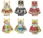YANKEE CANDLE Car Jar Air Freshener 3 for 2 Bonus Pack Assorted Fragrances