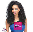 Outre Quick Weave Synthetic Half Wig BAHAMAS NATURAL STYLE Long Curly