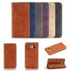 Luxury Magnetic Flip Cover Stand Wallet Leather Case For Samsung GALAXY
