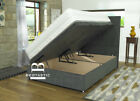 Divan Ottoman Side Lift Storage Bed Single 4'6 Double 5ft King Size AMAZING