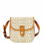 Dooney & Bourke Tapestry Small North South Crossbody