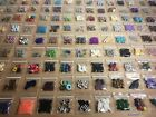 ORIGINAL Large Lot Of Mixed Assorted Beads Jewelry Craft Making Supplies 50 Bags