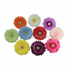 50 African Daisy Simulation Flowers Artificial Silk Flower Hair Wedding Decor