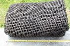 Commercial Fishnet Fish Net Used Lot Fishing Camping Sports Decor Outdoor