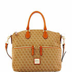 Dooney & Bourke Mini Signature Pocket Satchel