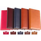 Pellegno Leather Cell Phone Wallet Case Cover Holder For Samsung Galaxy Note 4