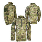 Kids BTP/MultiCam UBACS Under Armour Shirt Childrens Army Military Clothing