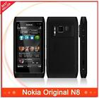 Original Nokia N8 12MP 3G GPS WIFI 16GB Internal Storage 3.5