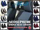 Coverking Neosupreme Custom Front Seat Covers for Chevy Silverado 1500 2500 3500