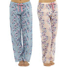 Womens Ladies Lounge Wear Lounge Pants Pyjama Bottoms Pjs Pants